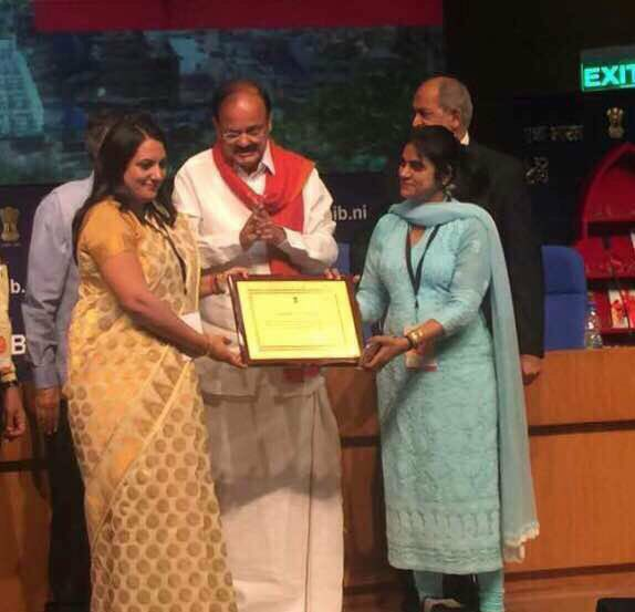 Faridabad wins India's fastest moving city' at Swachh Survekshan 2017 awards.